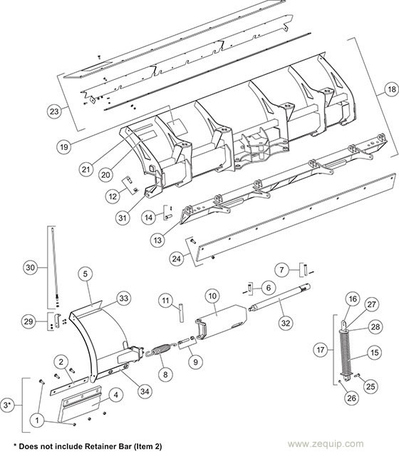 Fisher Parts Diagram