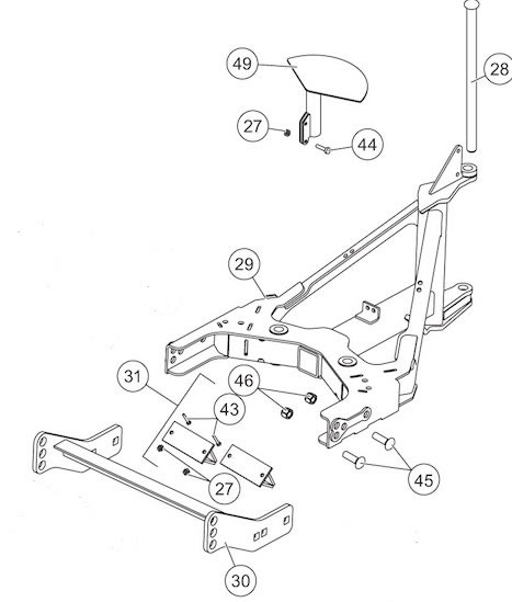 Fisher Snow Plow Shoe Kit