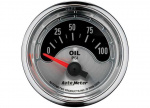 AUTO METER ENGINE OIL PRESSURE GAUGE 1226
