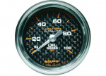 AUTO METER ENGINE OIL PRESSURE GAUGE 4721