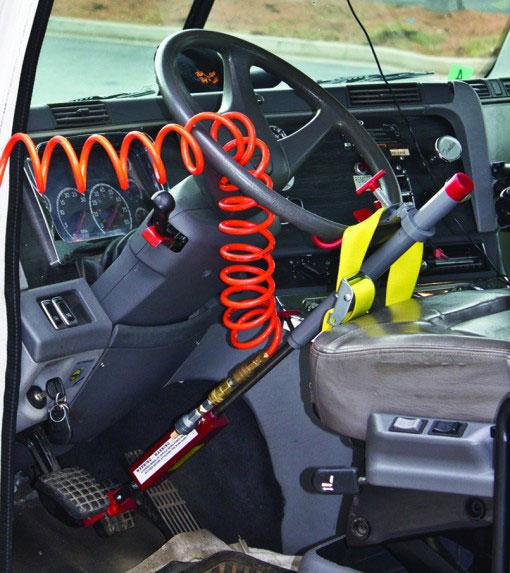 Brake Buddy Braking System