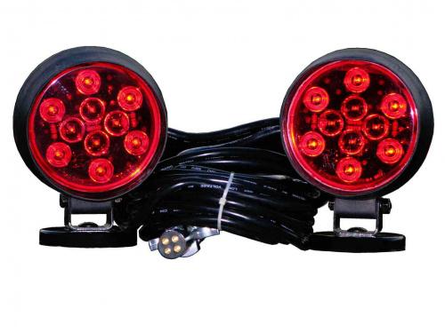 LED Magnetic Tow Lights 24-1LED