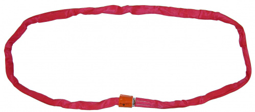8ft RED ROUND SLING
