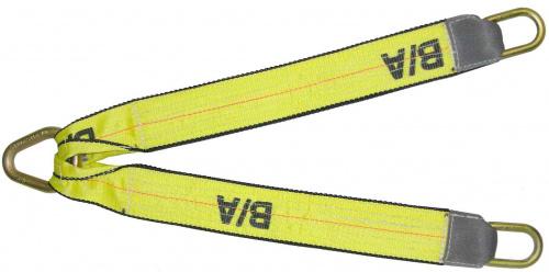 N711-8CO V STRAP OBLONGS ONLY 24in LEGS