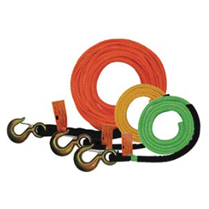 Synthetic Rope Winch Lines