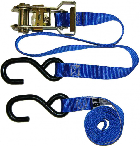Ratchet Strap with S Hooks TD1-R8S