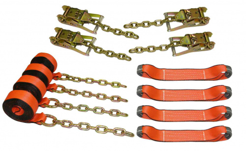 TOWERS EDGE ROLLBACK SYSTEM w/CHAIN END