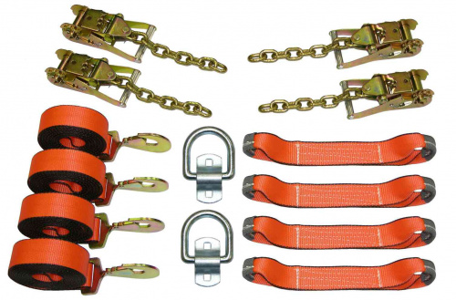 TOWERS EDGE ROLLBACK SYSTEM w/D RINGS