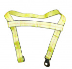 2″ Basket Strap with Flat Snap Hook