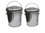 In The Ditch Aluminum Trash Can (4 or 6 Gallon) 44-TC4