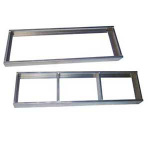 "In The Ditch 48"" X 16"" Aluminum Top Tray w/Dividers ITD1121-D"