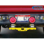 In the Ditch Collapsible Hitch Tow Light Mount ITD1095
