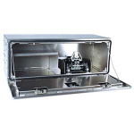 "In The Ditch 48"" Pro Series Tool Box w/Half Shelf and Slide In Jack Bracket ITD1548-HS-JB"