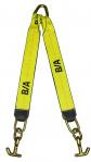 N711-8CH V STRAP W/HAMMERHEADS 24in LEGS