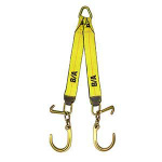 N711-8CJ30 V STRAP 8in J & MJ HOOKS 30in LEGS