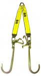 N711-8CLTJ V STRAP 15in J-T & MJ'S 24in LEGS