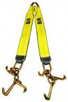 N711-8CLU V STRAP W/CLUSTERS 24in LEGS