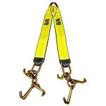 N711-8CLU72 V STRAP W/CLUSTERS 72in LEGS