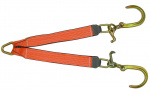 TOWERS EDGE V STRAP 8in J HOOKS & T HOOKS 24in LEGS