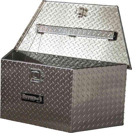 Buyers Trailer Tongue Aluminum ToolBox 1701385                                    1