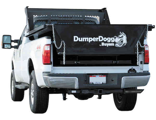 BUYERS DUMPERDOGG 8ft STEEL DUMP INSERT 5531000