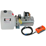 PU319 POWER UNIT HYDRAULIC 12V DC