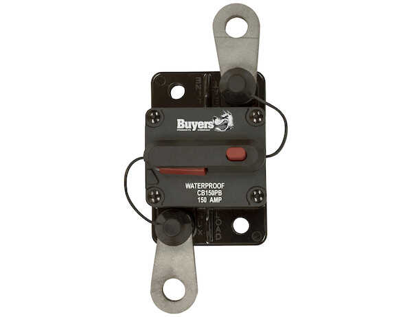 Circuit Breaker 150 Amp Manual Trip Push