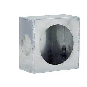 LIGHT BOX SINGLE ROUND LB663SLSST