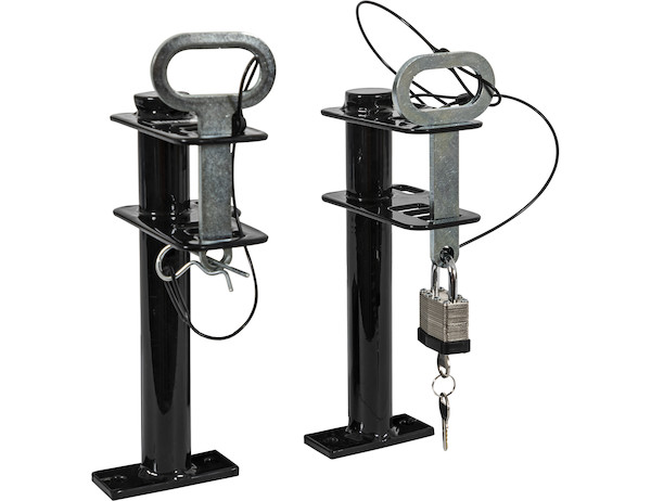 Lockable Trimmer Rack