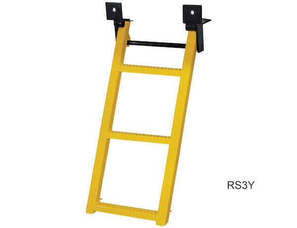 Retractable 3-Rung Truck Steps RS3Y