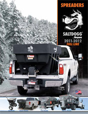 BUYERS SALTDOGG SPREADERS INFORMATION