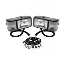 Snowplow Halogen Headlamp Kit 1311005