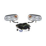 Universal Snowplow Headlight Kit