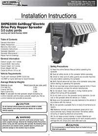 SHPE3000 Parts