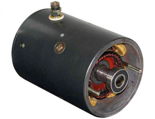 Replacement Motor with Tang Shaft