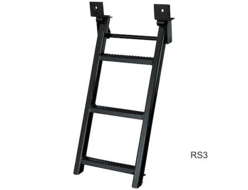 Retractable 3-Rung Truck Step RS3