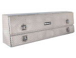 TOOLBOX ALUMINUM TOPSIDER CONTRACTOR STYLE 72""