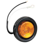 MARKER LIGHT AMBER ROUND 2 INCH 5622201