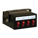 SWITCH BOX 4 LIGHTED ON OFF 6391104