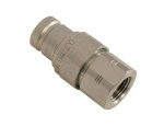 QUICK COUPLER HYD FLUSH FEMALE FF0606