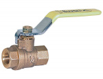 HBV100 BALL VALVE -FULL PORT 1in - CHROME