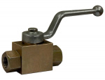 HBVS050 BALL VALVE 1/2in 7250 PSI