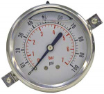 HPGC100 PRESSURE GAUGE 2-1/2in DIAL