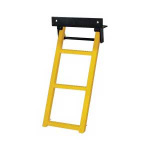 Retractable 3-Rung Truck Steps RS3Y