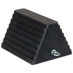 WC6810L Wheel Chock Rubber 6 X 8 X 10in