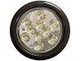 4in ROUND LIGHT BACK-UP 10 LED CLEAR                    1