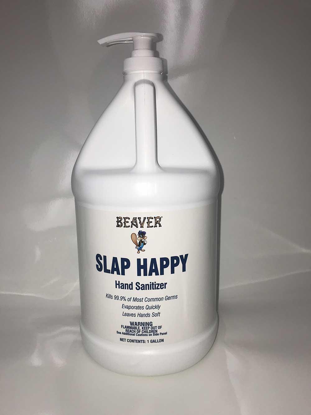 Beaver Slap Happy Hand Sanitizer