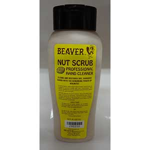 Beaver nut scrub hand cleaner exakt saw blades