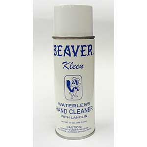 Beaver Kleen Waterless Hand Cleaner