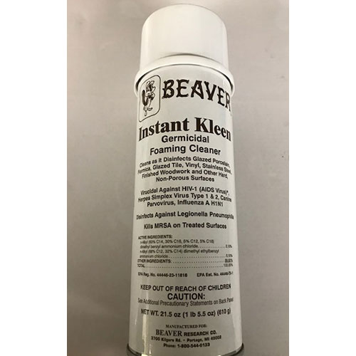 Beaver Research Instant Kleen